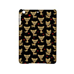 Chihuahua Pattern Ipad Mini 2 Hardshell Cases by Valentinaart