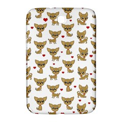 Chihuahua Pattern Samsung Galaxy Note 8 0 N5100 Hardshell Case