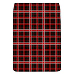 Coke Tartan Flap Covers (l)  by jumpercat