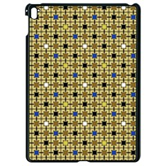 Persian Blocks Desert Apple Ipad Pro 9 7   Black Seamless Case