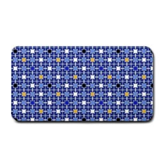 Persian Block Sky Medium Bar Mats by jumpercat