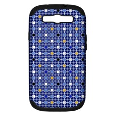Persian Block Sky Samsung Galaxy S Iii Hardshell Case (pc+silicone) by jumpercat