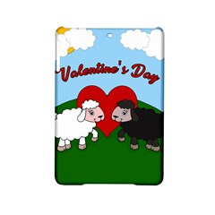 Valentines Day   Sheep  Ipad Mini 2 Hardshell Cases by Valentinaart