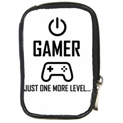 Gamer Compact Camera Cases by Valentinaart