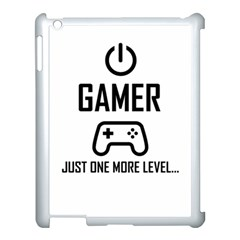 Gamer Apple Ipad 3/4 Case (white)