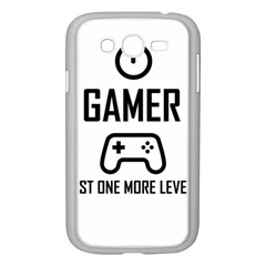 Gamer Samsung Galaxy Grand Duos I9082 Case (white) by Valentinaart