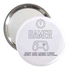 Gamer 3  Handbag Mirrors