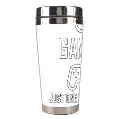 Gamer Stainless Steel Travel Tumblers by Valentinaart