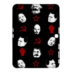 Communist Leaders Samsung Galaxy Tab 4 (10 1 ) Hardshell Case  by Valentinaart