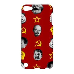 Communist Leaders Apple Ipod Touch 5 Hardshell Case by Valentinaart