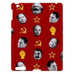Communist Leaders Apple Ipad 3/4 Hardshell Case by Valentinaart