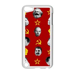 Communist Leaders Apple Ipod Touch 5 Case (white) by Valentinaart
