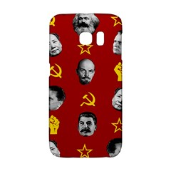 Communist Leaders Galaxy S6 Edge by Valentinaart
