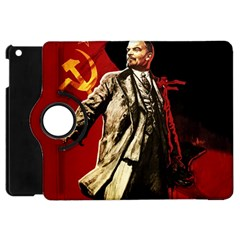 Lenin  Apple Ipad Mini Flip 360 Case by Valentinaart