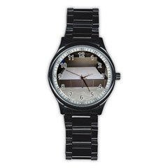 20141205 104057 20140802 110044 Stainless Steel Round Watch by Lukasfurniture2