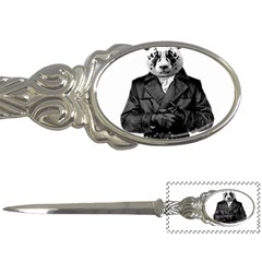 Rorschach Panda Letter Openers by jumpercat