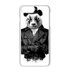 Rorschach Panda Apple Iphone 7 Plus Seamless Case (white) by jumpercat
