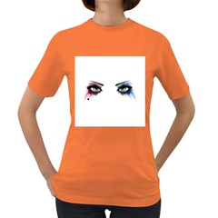 Look Of Madness Women s Dark T Shirt by jumpercat