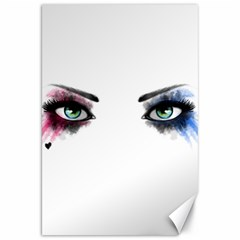 Look Of Madness Canvas 20  X 30   by jumpercat