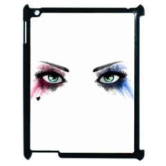 Look Of Madness Apple Ipad 2 Case (black) by jumpercat