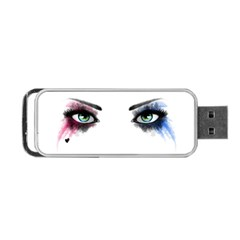 Look Of Madness Portable Usb Flash (one Side) by jumpercat
