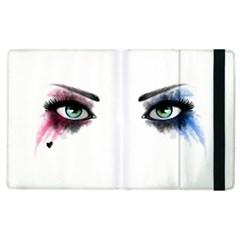 Look Of Madness Apple Ipad 3/4 Flip Case by jumpercat