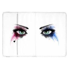 Look Of Madness Samsung Galaxy Tab 8 9  P7300 Flip Case by jumpercat