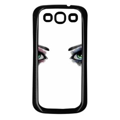 Look Of Madness Samsung Galaxy S3 Back Case (black)