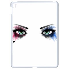 Look Of Madness Apple Ipad Pro 9 7   White Seamless Case by jumpercat