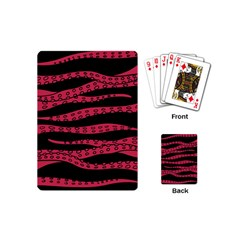 Blood Tentacles Playing Cards (mini)  by jumpercat