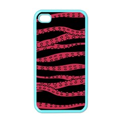 Blood Tentacles Apple Iphone 4 Case (color)