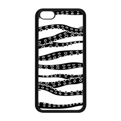 Hand Made Tentacle Apple Iphone 5c Seamless Case (black)