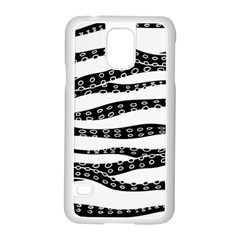 Hand Made Tentacle Samsung Galaxy S5 Case (white)