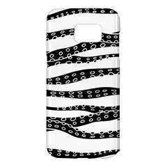 Hand Made Tentacle Samsung Galaxy S7 Edge Hardshell Case