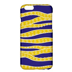 Yellow Tentacles Apple Iphone 6 Plus/6s Plus Hardshell Case by jumpercat