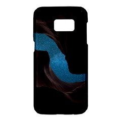 Abstract Adult Art Blur Color Samsung Galaxy S7 Hardshell Case