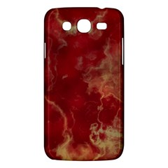 Marble Red Yellow Background Samsung Galaxy Mega 5 8 I9152 Hardshell Case