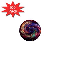 Cassiopeia Supernova Cassiopeia 1  Mini Buttons (100 Pack)  by Nexatart