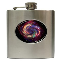 Cassiopeia Supernova Cassiopeia Hip Flask (6 Oz) by Nexatart