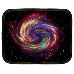 Cassiopeia Supernova Cassiopeia Netbook Case (xl)  by Nexatart