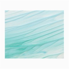 Texture Seawall Ink Wall Painting Small Glasses Cloth (2 Side) by Nexatart