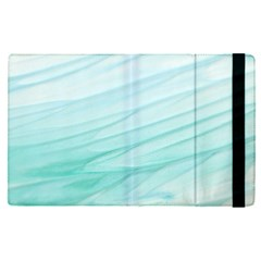 Texture Seawall Ink Wall Painting Apple Ipad Pro 9 7   Flip Case