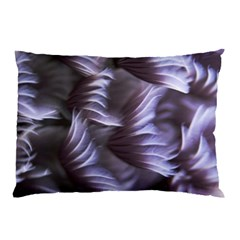 Sea Worm Under Water Abstract Pillow Case