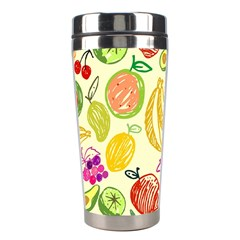 Seamless Pattern Desktop Decoration Stainless Steel Travel Tumblers
