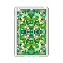 Forest Abstract Geometry Background Ipad Mini 2 Enamel Coated Cases by Nexatart