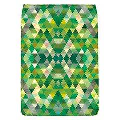 Forest Abstract Geometry Background Flap Covers (s)