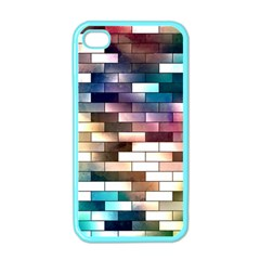 Background Wall Art Abstract Apple Iphone 4 Case (color)