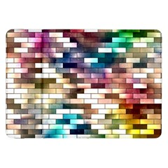 Background Wall Art Abstract Samsung Galaxy Tab 8 9  P7300 Flip Case