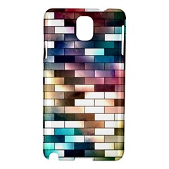 Background Wall Art Abstract Samsung Galaxy Note 3 N9005 Hardshell Case