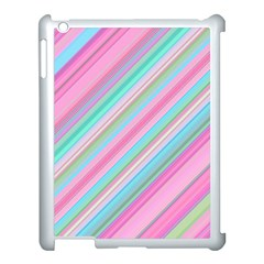 Background Texture Pattern Apple Ipad 3/4 Case (white)